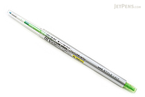 Uni Style Fit Single Color Slim Gel Pen - 0.38 mm - Lime Green - UNI UMN13938.5
