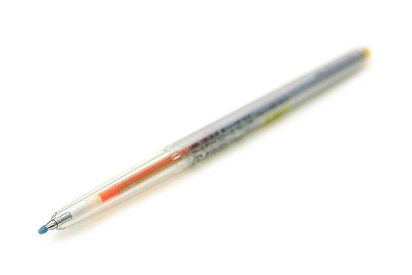 Uni Style Fit Single Color Slim Gel Pen - 0.38 mm - Golden Yellow - UNI UMN13938.69