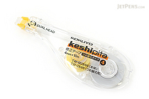 Kokuyo Dual Head Keshipita Correction Tape Refill - 4 mm X 10 m - KOKUYO TW-284