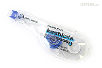 Kokuyo Dual Head Keshipita Correction Tape Refill - 5 mm X 10 m - KOKUYO TW-285