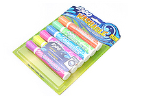 Expo Washable Water-Soluble Dry Erase Marker Pen - Bullet Tip - Assortment of 6 - SANFORD 1761209