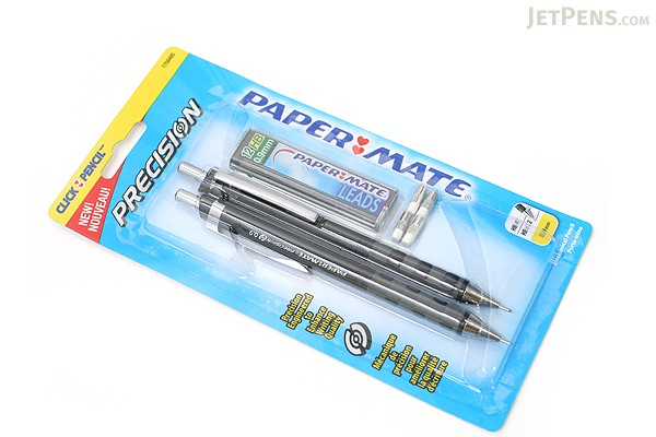 Paper Mate Precision Mechanical Pencil - 0.9 mm - Starter Set of 2 - SANFORD 1750405