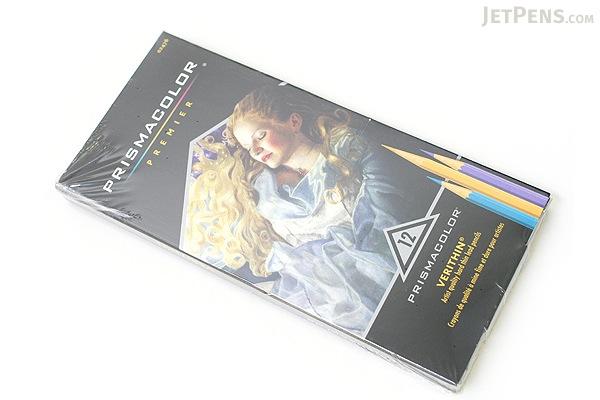 Prismacolor Verithin Color Pencil - 12 Color Set - PRISMACOLOR 2476
