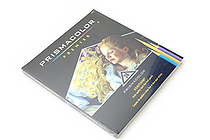 Prismacolor Verithin Color Pencil - 24 Color Set - SANFORD 2427