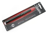 Sharpie Premium Permanent Marker Refill - Fine Point - Black - SANFORD 1751000