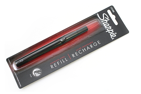 Sharpie Premium Permanent Marker Refill - Fine Point - Black - SHARPIE 1751000