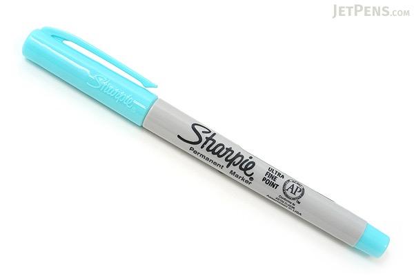 Sharpie Permanent Marker - Ultra Fine Point - Surf - SHARPIE 1760410