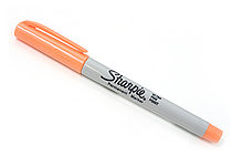 Sharpie Permanent Marker - Ultra Fine Point - Peach - SANFORD 32986