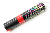 Uni Posca Paint Marker PC-85F - Fluorescent Orange - Bold Point - UNI 63834