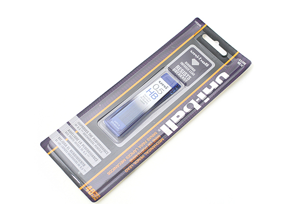 Uni-ball NanoDia Pencil Lead - 0.5 mm - HB - UNI-BALL 1753230