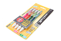 Uni-ball Signo 207 Colors Retractable Gel Pen - 0.7 mm - Pack of 4 Fashion Colors - SANFORD 1739928