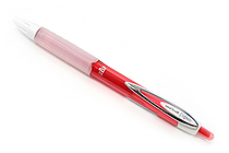 Uni-ball Signo 207 Retractable Gel Pen - 0.7 mm - Red - UNI-BALL 1754845