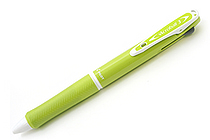 Pilot Acroball 3 3 Color Ballpoint Multi Pen - 0.7 mm - Soft Green Body - PILOT BKAB-40F- SG