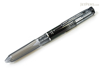 Pilot Hi-Tec-C Coleto 5 Color Multi Pen Body Component - Clear Black - PILOT LHKC25C-TB