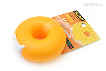 3M Scotch Donut Tape Dispenser - Mango Orange - 12 mm X 11.4 m - 3M 810DN-MA
