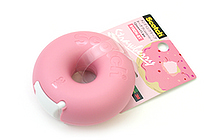 3M Scotch Donut Tape Dispenser - Strawberry Pink - 12 mm X 11.4 m - 3M 810DN-ST