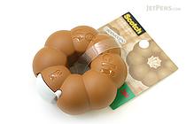 3M Scotch Ring Donut Tape Dispenser - Cuppuccino Brown - 12 mm X 11.4 m - 3M 810RI-CA