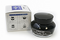 Sailor Fountain Pen Jentle Ink - 50 ml - Black - SAILOR 13-1000-220