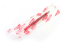 Sailor SailorPica Kirei Anti-Bacterial Mini Ballpoint Multi Pen Refill - 0.7 mm - Red - SAILOR 18-5130-230