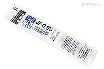 Zebra JF-0.3 Sarasa Gel Pen Refill - 0.3 mm - Blue Black - ZEBRA RJF3-FB
