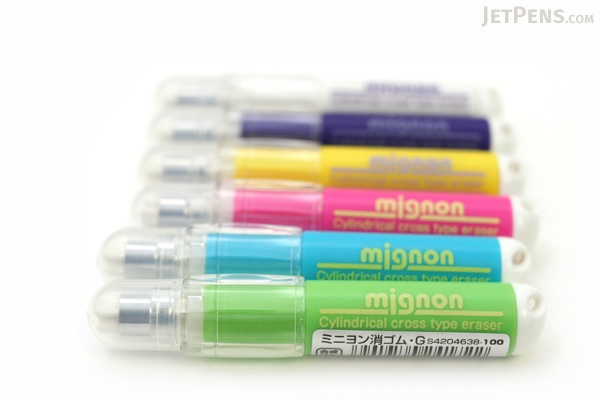 Sun-Star Mignon Mini Twist Eraser - Blue Body - SUN-STAR S4204719