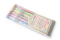 Zebra Laflleche Sweets Scents Gel Ink Pen - 0.7 mm  -  6 Color Set - ZEBRA JJ41-6C