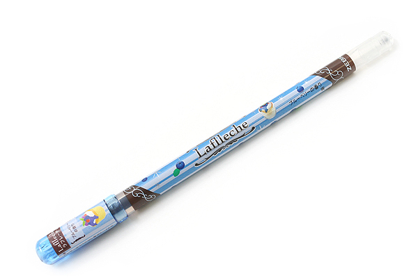 Zebra Laflleche Sweets Scents Gel Ink Pen - 0.7 mm - Blueberry Scent - Blue Ink - ZEBRA JJ41-BL