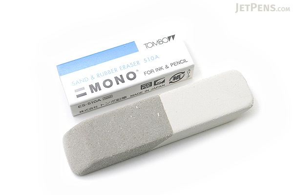 Tombow Mono Sand & Rubber Eraser - TOMBOW ES-510A