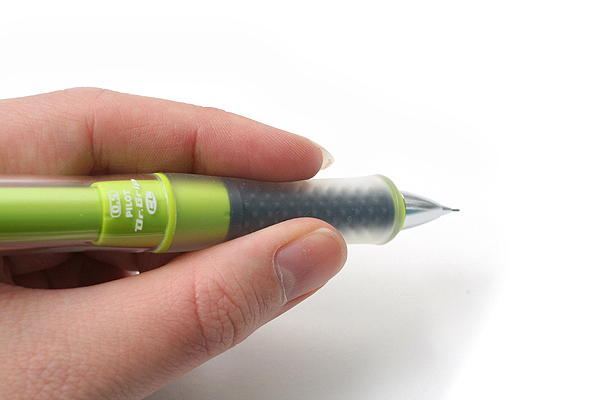 Pilot Dr. Grip CL Offroader Shaker Mechanical Pencil - 0.5 mm - Hyper Yellow Body - PILOT HDGCL50R-OHY