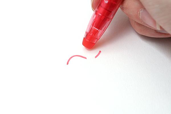 Pilot FriXion Colors Erasable Marker - Red - PILOT SFC-10M-R
