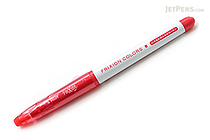 Pilot FriXion Colors Erasable Marker - Red - PILOT SFC-10M-R