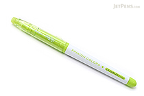 Pilot FriXion Colors Erasable Marker - Soft Green - PILOT SFC-10M-SG