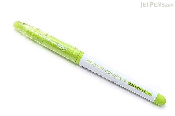 Pilot FriXion Colors Erasable Marker - Soft Green - PILOT SFC-10M-SG