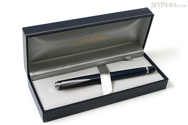 Sailor Reglus Fountain Pen - Blue - Fine Nib - SAILOR 11-0700-240