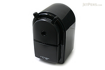 Uni KH-20 Hand Crank Pencil Sharpener - Black - UNI KH20.24