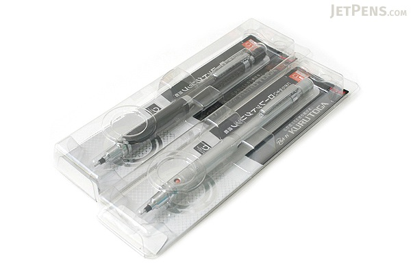Uni Kuru Toga High Grade Auto Lead Rotation Mechanical Pencil - 0.5 mm - Pink Body - UNI M510121P.13