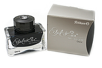 Pelikan Edelstein Fountain Pen Ink Collection - 50 ml Bottle - Onyx (Black) - PELIKAN 339408