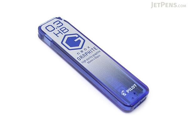 Pilot Neox High-Purity Graphite Pencil Lead - 0.3 mm - HB - PILOT HRF3G-20-HB