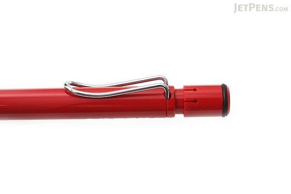 Lamy Safari Mechanical Pencil - 0.5 mm - Red Body - LAMY L116
