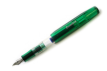 Kaweco Ice Sport Fountain Pen - Broad Nib - Green Body - KAWECO 10000076