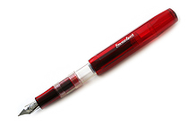 Kaweco Ice Sport Fountain Pen - Broad Nib - Red Body - KAWECO 10000071