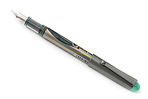 Pilot Vpen Disposable Fountain Pen - Medium Nib - Light Green - PILOT SVP-4M-LG