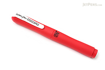 Kuretake Zig Letter Pen CocoIro Pen Body - Watermelon Red - KURETAKE LPC-013S