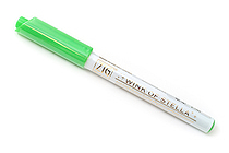 Kuretake Zig Wink of Stella Glitter Marker - 0.8 mm - Green - KURETAKE MS-40-040