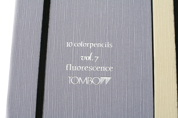 Tombow Irojiten Color Dictionary Color Pencil Set - 30 Color Set (Tones: Fluorescent + Very Pale & Dull I) - TOMBOW CI-RTC