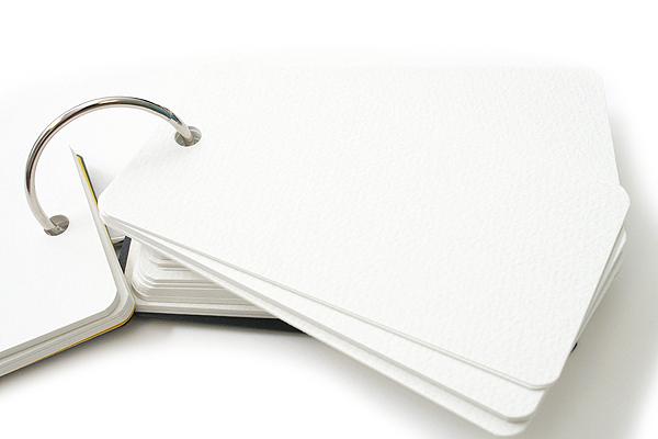 "Maruman Mnemosyne - Word Book - 4.1"" X 2.1"" - 100 Sheets - MARUMAN W190"