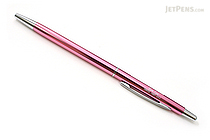 Ohto Needle-Point Slim Line 03 Ballpoint Pen - 0.3 mm - Pink Body - OHTO NBP-5A3-PINK