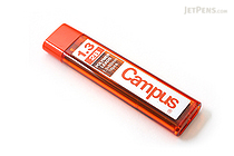 Kokuyo Campus Pencil Lead - 1.3 mm - 2B - KOKUYO PSR-C2B13