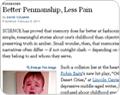 New York Times article screenshot