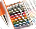 Ohto Pieni Mini Needle-Point Ballpoint Pens